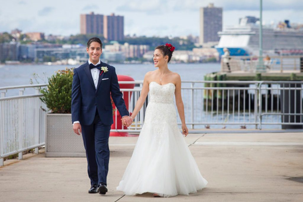 Chelsea Piers Wedding