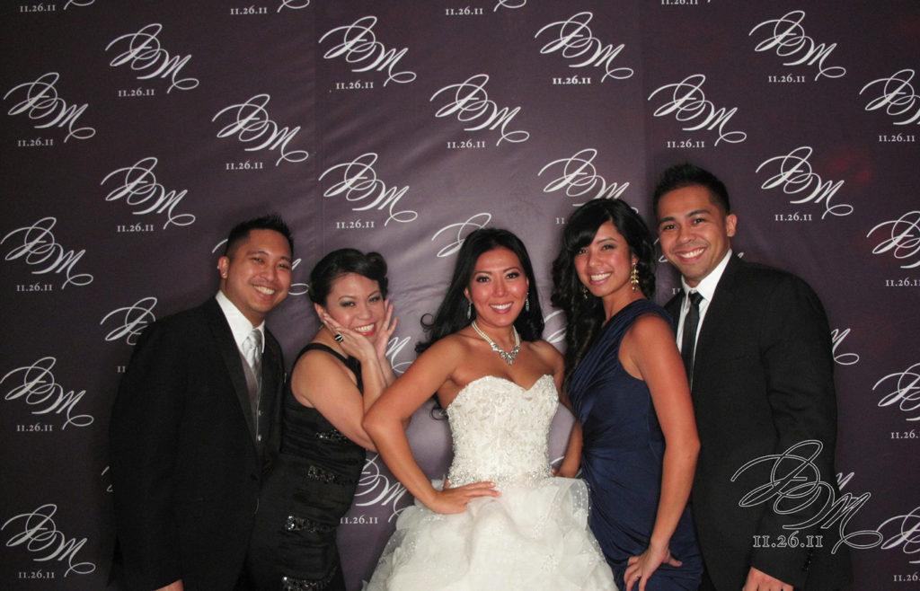 Wedding Photo Booth Rental - 5th Avenue Digital