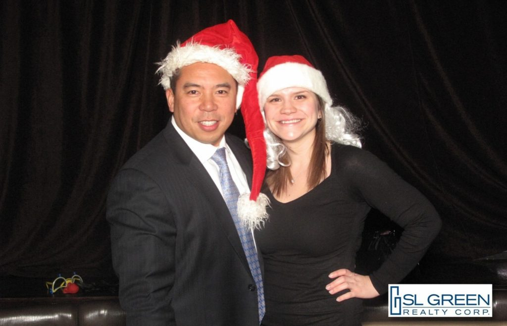 holiday party photography