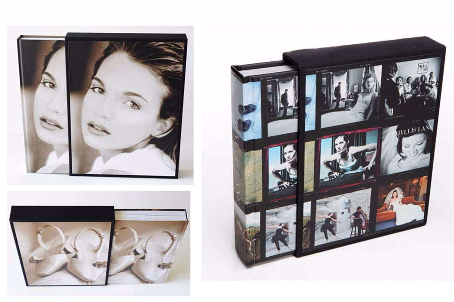 Table Books - Mitzvah Photography - 5th Avenue Digital