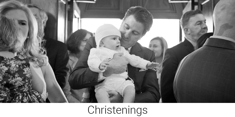 Christenings - Special Event Photographer