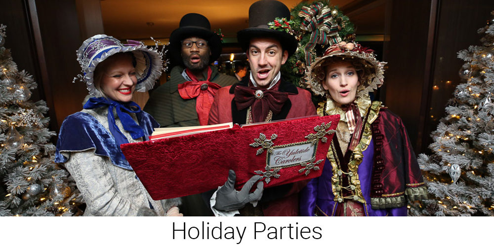Holiday Parties - Special Event Photographer