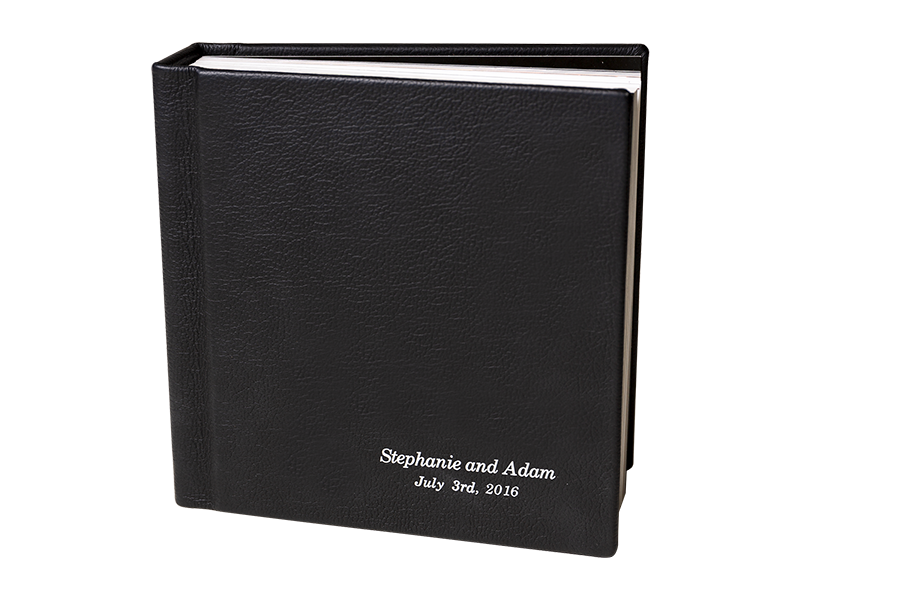Full Leather - Professional Wedding Album