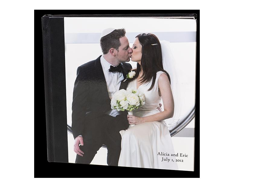 Leather Spine - Professional Wedding Album