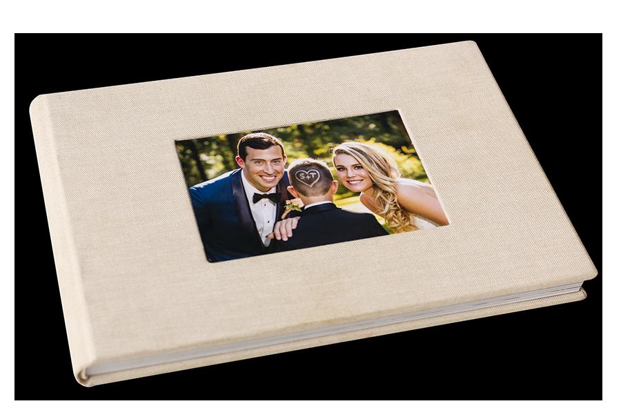 Cameo - Professional Wedding Album - 5th Avenue Digital